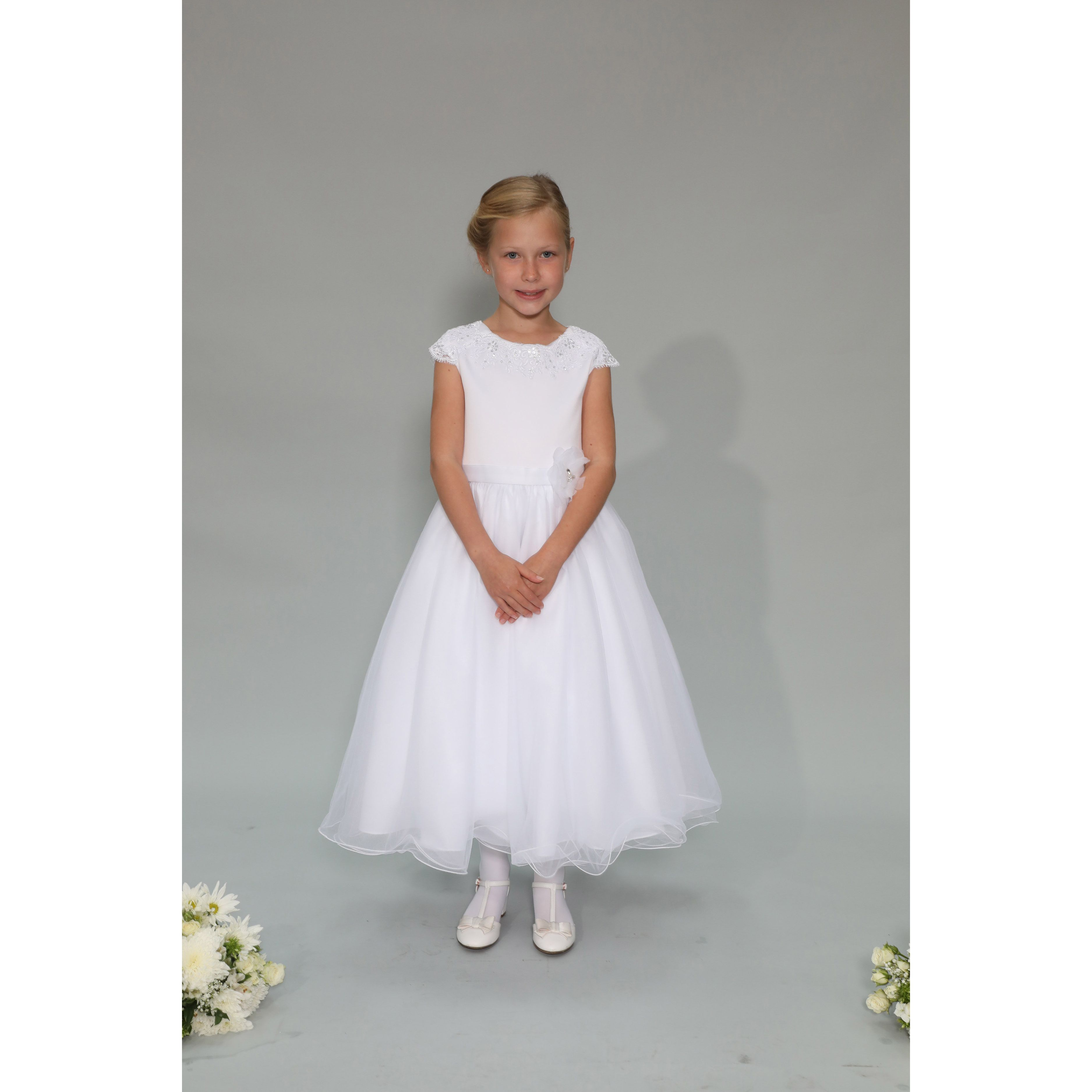 76f2d713eb 3052T Sweetie Pie Collection First Communion Communion Dress. Availability   2 item(s). CODE  SPC-3052T